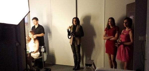 Backstage do nowej kampanii wizerunkowej Vitalia.pl